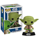 Star Wars - Star Wars Series 1 Yoda Vinyl Bobble Figure