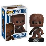 Star Wars - Chewbacca Vinyl Bobble Figure