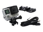 CHDHY-401 - GOPRO HERO4 Silver Without Screen