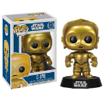 Toy - POP - Vinyl Bobble Figure - Star Wars - C-3PO (Star Wars)