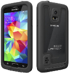 LifeProof Fre Case for Samsung Galaxy S5 (Black/Clear)