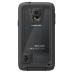 LifeProof Waterproof Fre Case for Samsung Galaxy S5 - Black/Clear