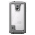 LifeProof Fre Waterproof Case for Samsung Galaxy S5 - White/Gray