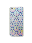 Sonix Clear Coat case for Apple iPhone 6/6s - Tinsley Rainbow