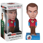 Toy - The Big Bang Theory - Wacky Wobbler - Sheldon