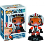 Star Wars - Star Wars Luke Skywalker X-Wing Pilot Vinyl Bobble Figure