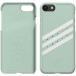 adidas Originals Moulded Case for Apple iPhone 7 - Vapour Green (Light Green/White)