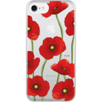 Flavr iPlate Case for iP 6/6S/7 in Poppy
