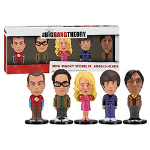 Funko - The Big Bang Theory Mini Wacky Wobbler