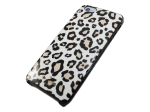 Hybrid Hardshell Case for iPhone 6 Plus Leopard Print