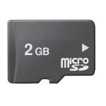 Generic 2 GB MicroSD Memory Card (Bulk Packaged)