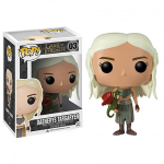 Funko - Game of Thrones  Daenerys Targaryen Vinyl Figure