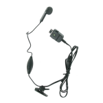 Standard Earbud Headset for Pantech C150 C510 C810 C810 DUO
