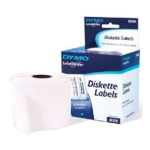 DYMO 2-1/8 X 2-3/4 Diskette Labels