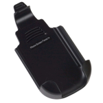 Wireless Solutions Sprint Holster With Ratcheting Swivel Belt Clip for Sanyo Taho E4100 - Black