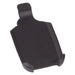 Wireless Solution Premium Belt clip Holster for LG AX500 Swift - Black