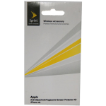 Sprint Anti-Glare/Anti-Fingerprint Screen Protectors 2-Pack Kit for Apple iPhone 4s - Clear