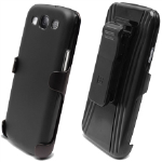 Beyond 3-In-1 Shield and Holster Set for Samsung Galaxy S III - Black