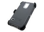 Defender Series Case for Galaxy S5 Black/Neon