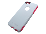Commuter Series Case for iPhone 6 Plus/6s Plus White/Pink