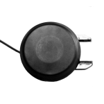 PCTEL GPS Hole Mount Antenna  Black  SMA