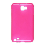 Wireless Solution Dura Gel case for Samsung SGH-i717 - Hot Pink