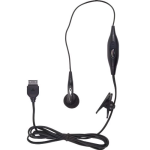 Earbud Headset w/Answer/End/Mute Button for Samsung SGH-T929 Memoir/SGH-A877 Impression/SGH-T119/SGH-T109