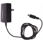 Wireless Solutions Travel Charger for ZTE C88 (Black)