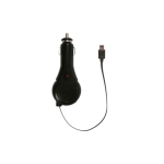 Wireless Solutions Car Charger for Samsung i607, R510, M620, U740, D807, A437, A707, A503, A303 (Black) - 352549-Z