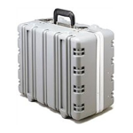 Jensen Super Tough Case w/o straps  gray 9-1/4