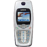 Nokia 3560 Color LCD, TDMA, Speakerphone, Voice Dialing, Cell Phone (Silver)