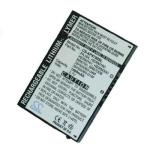 OEM HTC TyTN 8500/8525 Battery 35H00060-04M