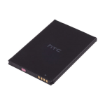 OEM HTC Battery 1450 mAh for HTC Droid Incredible 2 (Black)