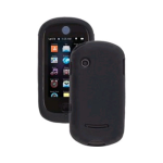Wireless Solutions Premium Silicone Gel for Motorola QA4 Halo - Black
