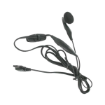 AT&T - Earbud Headset for UTStarcom/PCD GTX75 Quickfire - Black