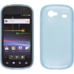 Ventev Dura-Gel Case for Samsung Nexus S 4G SPH-D720, GT-i9020T - Blue