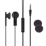 HTC Stereo Headset with Remote Controller, Mic, Universal 3.5mm for Thunderbolt, Bee, Surround, Aria, Desire, Droid Eris