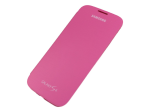 Flip Cover Case for Samsung Galaxy S4 Pink