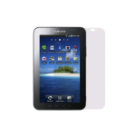 Wireless Solutions Premium Screen Protectors for Samsung GALAXY Tab I800, T849, I987, P1000 (3 Pack) + Cleaning cloth