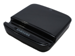 Samsung S Charger Pad Black