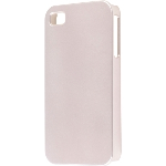 Wireless Solutions Color Click Shell Case for iPhone 4 - Frosted White