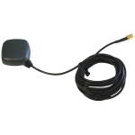 PCTEL High Gain GPS Antenna  28dB  5m RG174 w/ SMA Male