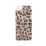 Cellairis Leopard Glits Case for Apple iPhone 5 - Silver White