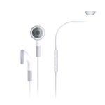 Apple iPhone 4 Headphones With Remote and Mic White