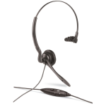 PLANTRONICS Maximum Versatility Plus .Over-the-head, ear w/volume & mute.