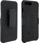 Verizon Kickstand Shell Holster Combo for iPhone 7 Plus - Black