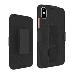 Verizon Shell Holster Combo for Apple iPhone XS/X (Black)