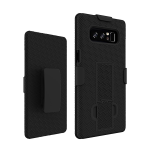 Verizon Shell Holster Combo Case for Samsung Galaxy Note 8 - Black