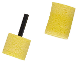OEM Motorola 5080384F72 Replacement Foam Plugs for NTN8370 - Pack of 50