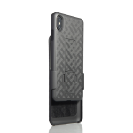Verizon Shell and Holster Combo for Apple iPhone XS Max - Black